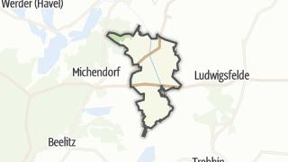地图 / Nuthetal