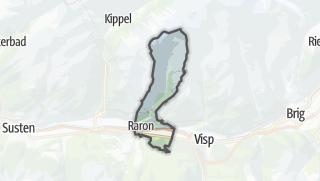Karte / Raron