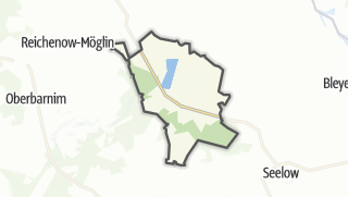 Cartina / Neuhardenberg