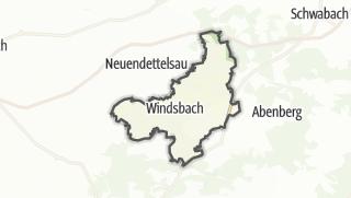 Map / Windsbach