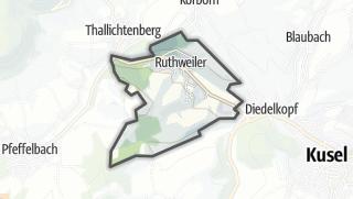 מפה / Ruthweiler