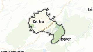 Mapa / Kirschkau