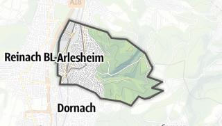 Mapa / Arlesheim