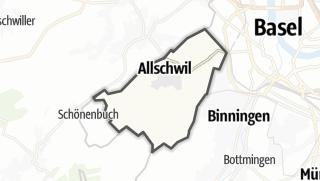 Mapa / Allschwil