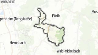 Karte / Rimbach