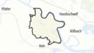 地图 / Aholfing