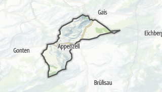 Map / Appenzell
