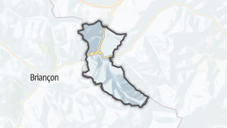 מפה / Cesana Torinese