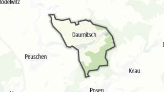 Mapa / Grobengereuth