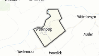 地图 / Breitenberg
