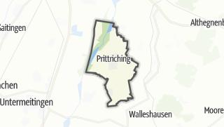 Mapa / Prittriching