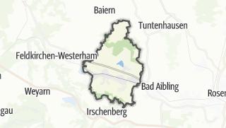 Karte / Bruckmühl