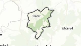 Karte / Ormont