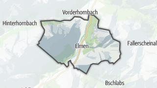 Cartina / Elmen
