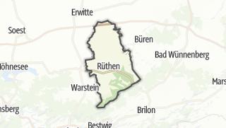 Carte / Rüthen