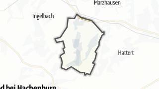 Cartina / Mudenbach