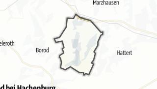 Mapa / Mudenbach