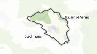 Mapa / Gunningen