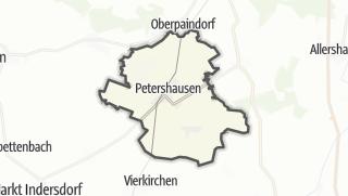 Mapa / Petershausen