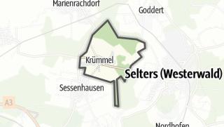 Cartina / Krummel