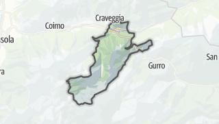 מפה / Malesco