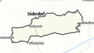 Mapa / Osterrade