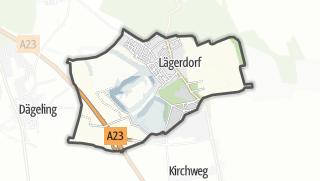 地图 / Lägerdorf