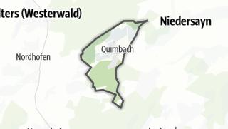 Cartina / Quirnbach
