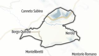 Map / Nerola