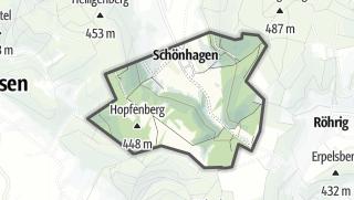 Map / Schönhagen