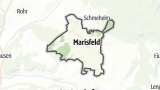 Cartina / Marisfeld