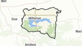 Carte / Möhnesee
