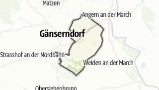 Cartina / Weikendorf