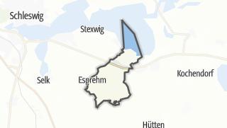 Karte / Güby