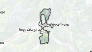 Karte / Castel Ivano