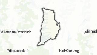 地图 / Dietersdorf am Gnasbach