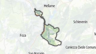地图 / Cismon del Grappa