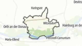 Cartina / Eckartsau