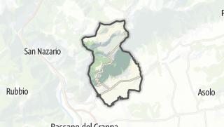 Carte / Borso del Grappa