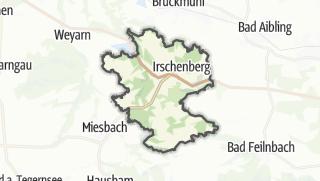 地图 / Irschenberg