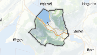 Karte / Arth