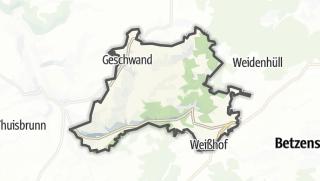 Cartina / Obertrubach