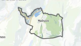 Karte / Madruzzo