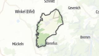 Karte / Lutzerath