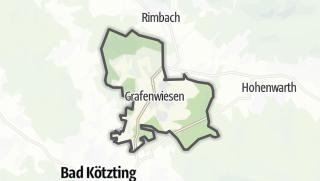 מפה / Grafenwiesen