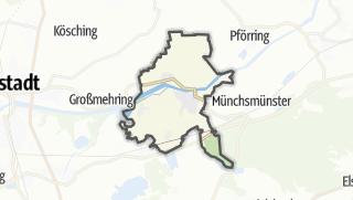 מפה / Vohburg