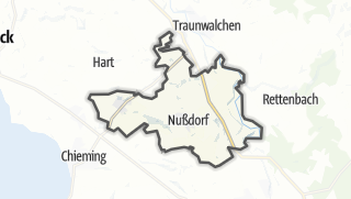 地图 / Nussdorf