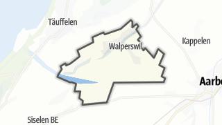 地图 / Walperswil