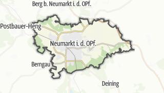 Mapa / Neumarkt in der Oberpfalz