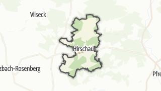 מפה / Hirschau